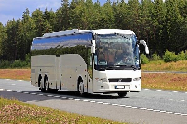 Bus rental in Oslo, Norway